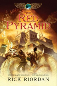 red pyrmaid