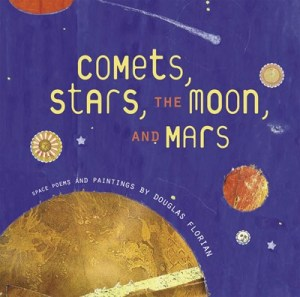 comets stars the moon and mars