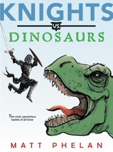 knights vs dinosaurs