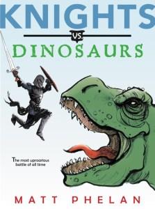 knights vs dinosaurs